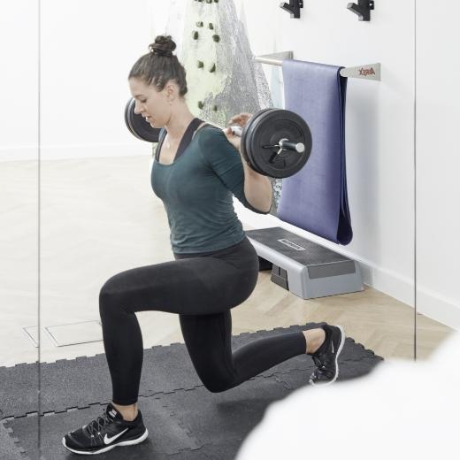 Training für den Rücken Rückenprobleme